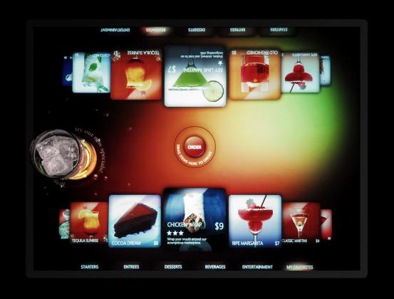 microsoft surface foodbev app