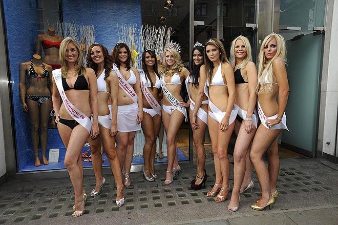 Miss England 2008