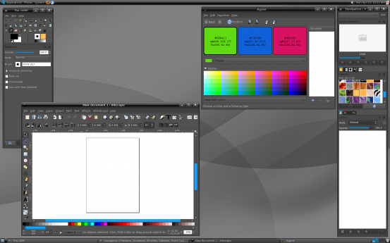 ubuntu studio graphics